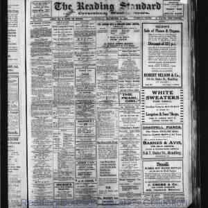 Reading Standard Etc 11-1914
