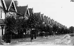 Chatsworth Avenue, Merton Park