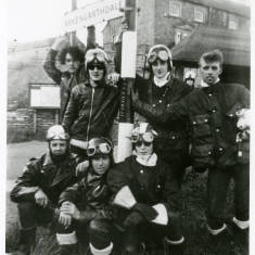 Group of Hebburn Motorcyclists