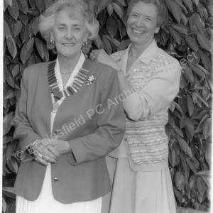 Inner Wheel Club of Wortley July 1996