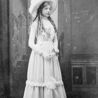 Miss Dowager, Bootle May Queen, 1910