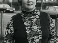 Mrs V M Bonner JP Mayor of Merton 1973/74