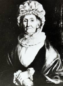 Elizabeth Cook in old age