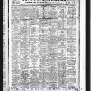 Reading Standard Etc 06-1919