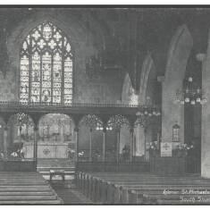 Interior St Michaels Church, South Shields