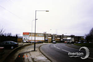 Industrial Estate, Willow Lane, Mitcham