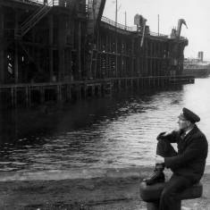 Closing of Tyne Dock Staithes