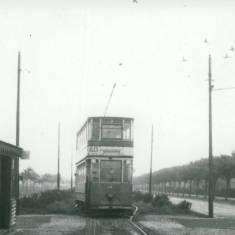 South Shields Tram No.44