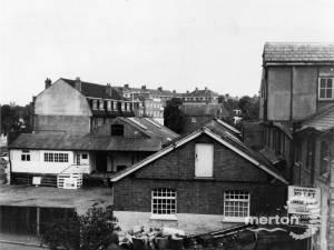 Mitcham Brewery, London Road, Mitcham