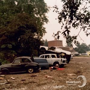 Wandle Valley Works: GLC Car Dump