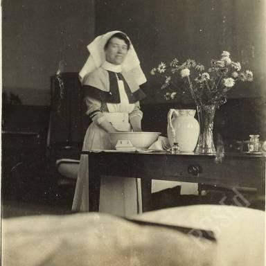 Nurse S. Smith