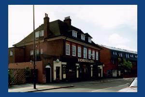 Horse & Groom Public House: Haydons Road, Wimbledon