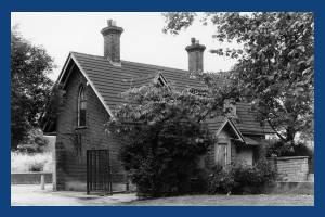 Park Lodge, Collier's Wood