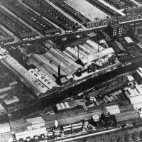 Hawthorne Road and Leeds-Liverpool Canal, Bootle, 1930s