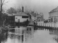 Merton High Street: River Wandle Morris Works
