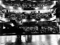 Interior of Wimbledon Theatre