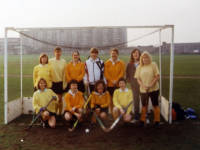 Mitcham Ladies Hockey Team