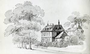 Chester House, Wimbledon: Home of John Horne Tooke