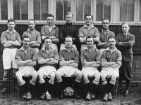West Wimbledon Football Club: team photo