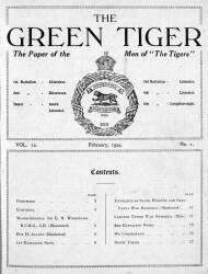Green Tiger 1924 - 1929