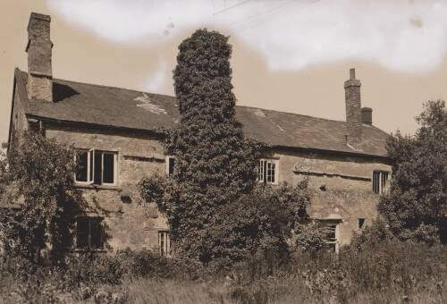 St. Katherine's Priory, photograph, c1930, Exeter