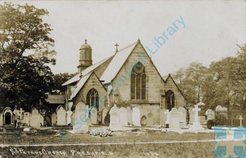 St Peter's Church Freshfield