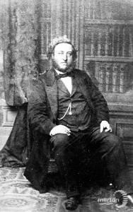 William Kenward, the village wheelwright
