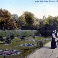 Southport, Hesketh Park, Carpet Gardens