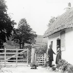 Birtley Toll House, Lingen, Herefordshire, c1877