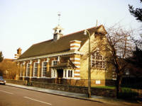 St Barnabas Church Hall, Thirsk Road, Mitcham