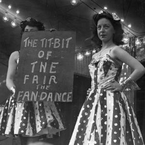 Dancers at Hereford May Fair
