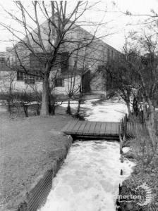 River Wandle, Watermeads, Mitcham