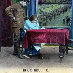 First World War postcards