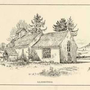 St John the Baptist Church, LLanrothal