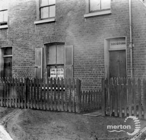 Mission Room, possibly on Sibthorpe Road, Mitcham