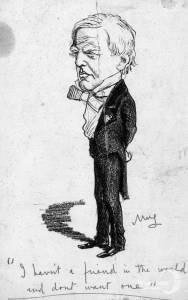 Collingsby caricature