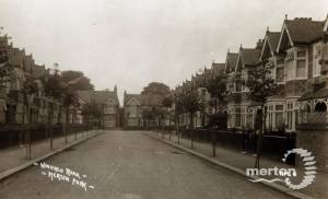 Winifred Road, Merton