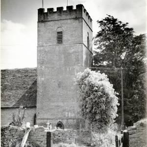 St Mary Magdalene Church, Eardisley, 1949