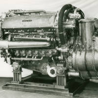 Deltic C18-5 engine: Napier