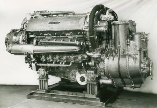 Deltic C18-5 engine: Napier