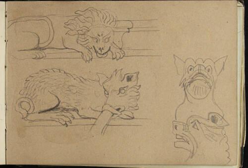 Page 18 of sketchbook 2