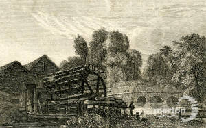 Glovers Snuff Mill, Mitcham Bridge.