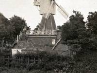 The windmill, Wimbledon Common