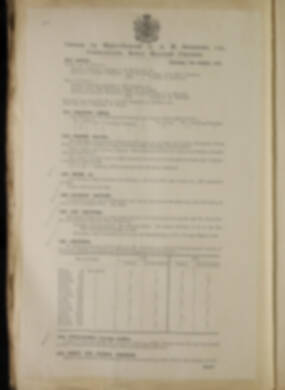 Routine Orders - June 1918 - April 1919 - Page 154