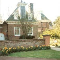 1980s Houghton Hall Lodge