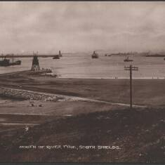 Mouth of The River Tyne, South Shields