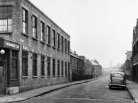 Pincott Road, foot Hospital