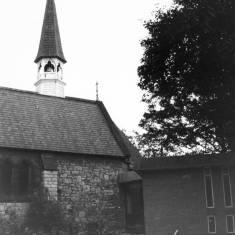 All Saints Church Cleadon Village