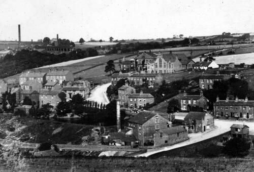 034 Miller Hill, the Corn Mill, Wakefield Road & Cumberworth Road