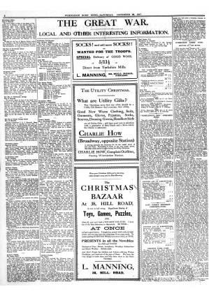 22 DECEMBER 1917